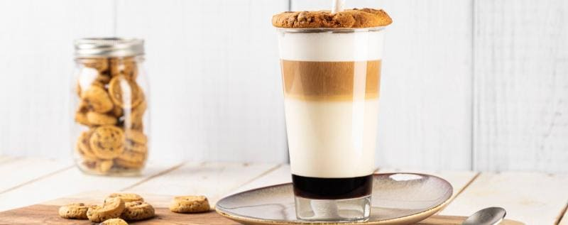 Cookie latte | Lattiz