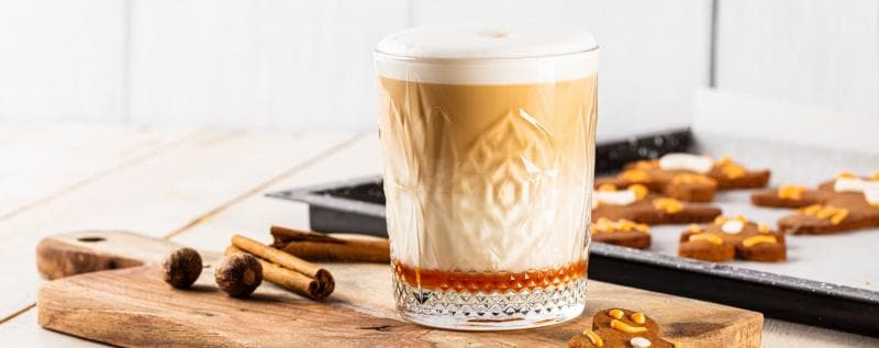 Gingerbread latte | Lattiz